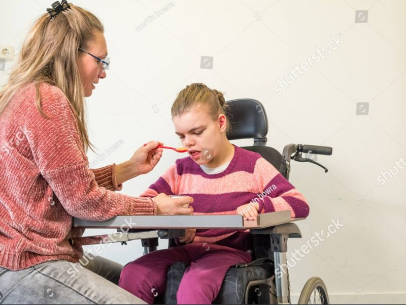 stock-photo-a-disabled-child-in-a-wheelchair-together-with-a-voluntary-care-worker-1011207049